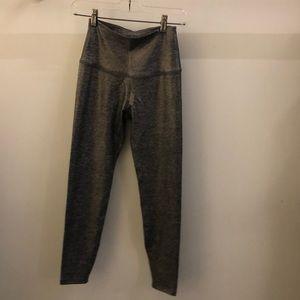 Beyond Yoga Pants - Beyond yoga silver/gray hi rise legging sz s 70696